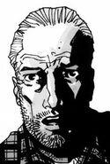 Hershel Greene comics