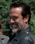 Negan's happy S7E4