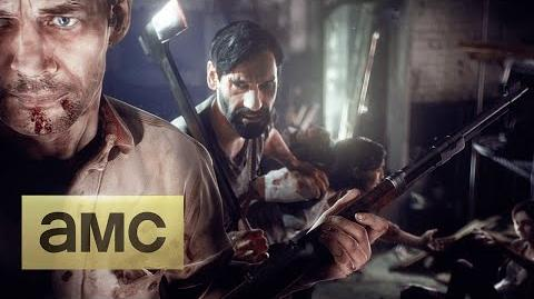 The Walking Dead No Man's Land Mobile Game Trailer