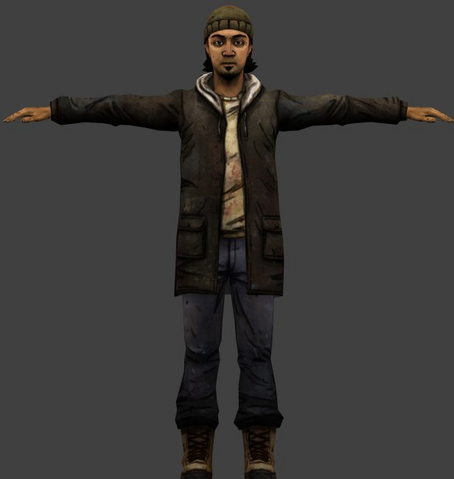 File:Johnny 3D Model.png