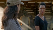 Sasha and Rosita 7x08