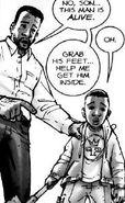 Duane and Morgan Jones Comic, 2