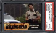 Trading Cards Season One - 9 Frustrated Lawman
