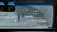 Sasha Williams and Rosita Espinosa Walking 7x14 The Other Side