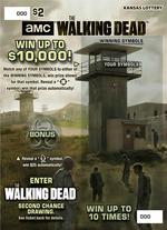 The Walking Dead scratch games (Kansas)