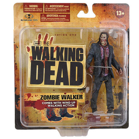 File:The Walking Dead Series One 5 inch Action Figure - Zombie Walker box.jpg