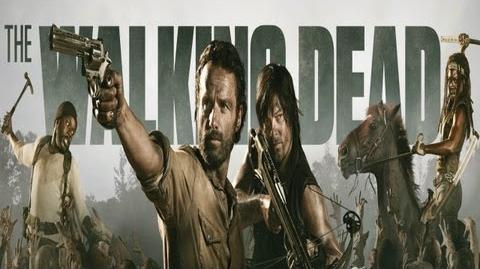 The Walking Dead Season 4 Comic Con Trailer! HD