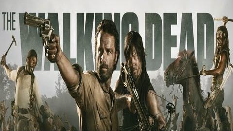 The Walking Dead Season 4 Comic Con Trailer! HD