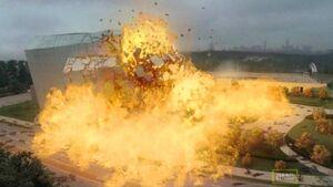 CDC explodes