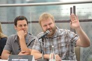 David Alpert, Robert Kirkman