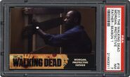 Trading Cards Season One - 19 Morgan, Protective Father