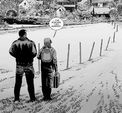 Issue 153 - Negan & Brandon (3)