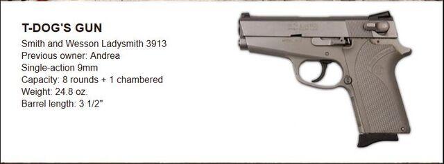 File:T-Dog's Gun.JPG