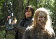 AMC 515 Daryl Behind Walker