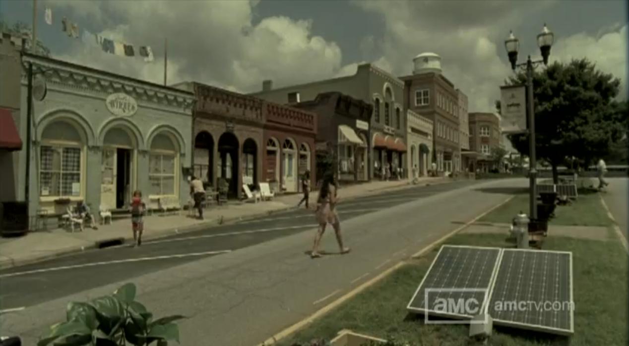 Image Season 3 Woodbury Png Walking Dead Wiki Fandom