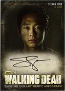 Auto 1-Steven Yeun as Glenn Rhee