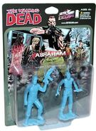 Abraham pvc figure 2-pack (blue)