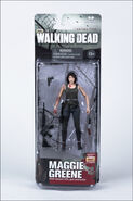 McFarlane Toys The Walking Dead TV Series 5 Maggie Greene 7