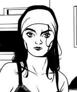 Claudia Walking Dead The Alien 01