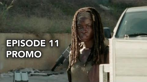 "The Walking Dead 3x11 Promo ""I Ain't A Judas"""