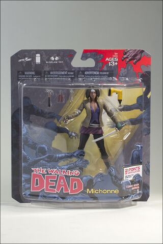 File:The Walking Dead Comic Series 1 Michonne 6.jpg