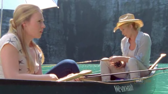 File:Walking dead season 1 episode 4 boat andrea and amy 2.png
