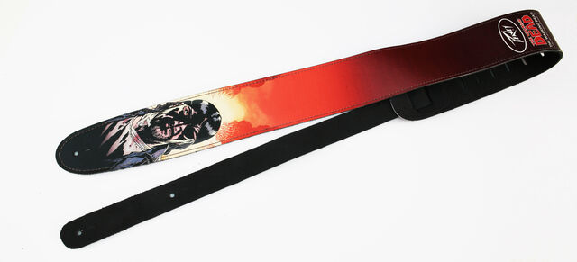 File:The Walking Dead Governor Leather Guitar Strap.jpg