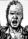 DwightComicface