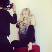 Emily Kinney photoshoot she looked so rocking beautiful and cute