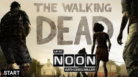 The Walking Dead Game Ep 4 Trailer World Premiere - Up At Noon