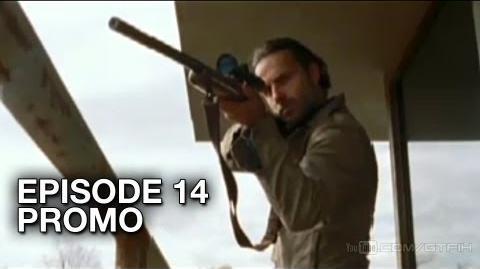 "The Walking Dead Season 3 Episode 14 Promo ""Prey"""