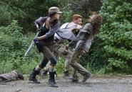 AMC 511 Rosita Helps Abraham