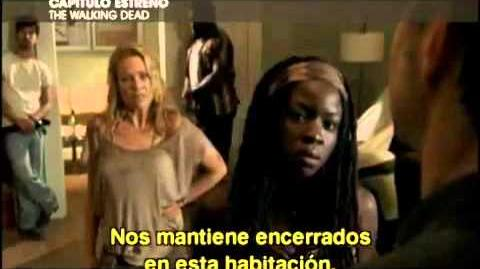 "*NEW* The Walking Dead - Promo 3x03 ""Walk With Me"" Fox LA Promo English Captions"