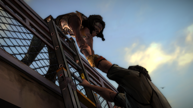 File:ITD Michonne Helps Pete.png