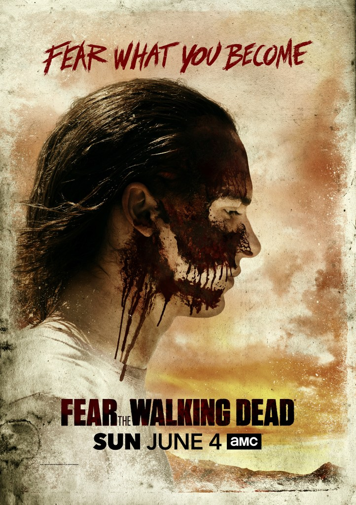 Fear The Walking Dead primera temporada 3 season