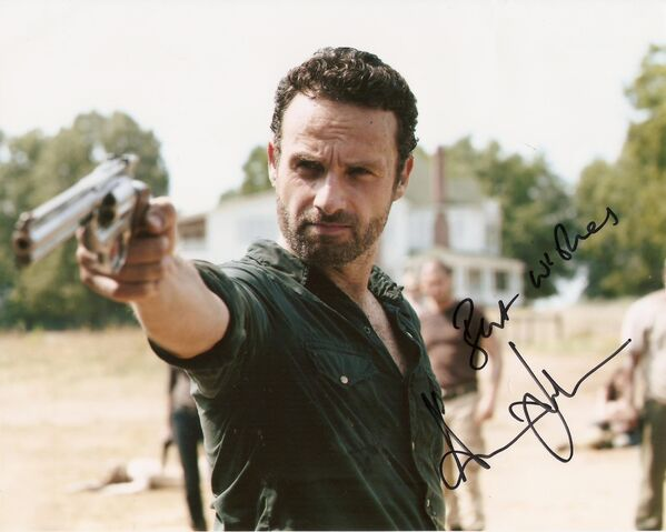File:Andrew Lincoln autograph.jpg