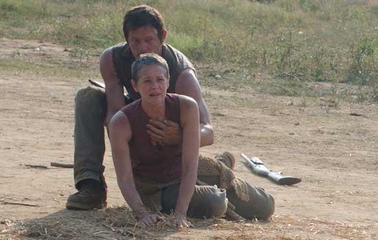 File:Carol Peletier And Daryl Dixon, Pretty Much Dead Already.jpg
