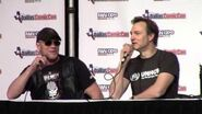 David Morrissey And Michael Rooker (The Walking Dead) Q&A Panel - Dallas Comic Con 2014 (05 18 14)