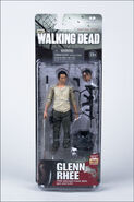 McFarlane Toys The Walking Dead TV Series 5 Glenn Rhee 9