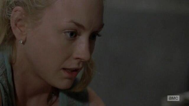 File:Beth shcoked at Michonne's response.JPG
