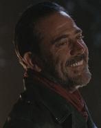 Negan's Smile TWD S6E16