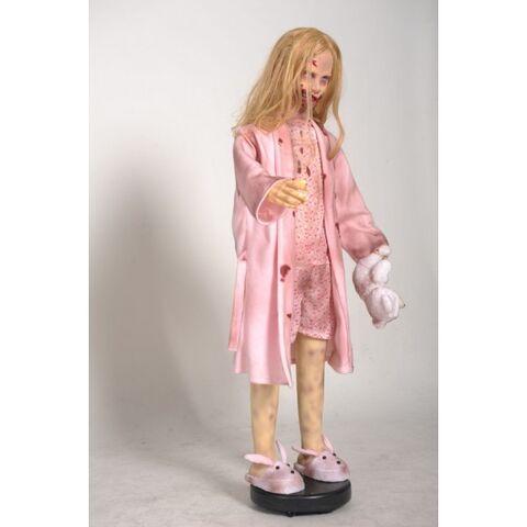 File:The Walking Dead Life-Size Statue Teddy Bear Girl 2.jpg