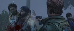 WW Oak gets shot