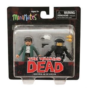 File:Walking Dead Minimates Series 5 Maggie and Riot Gear Glenn 2-pk.jpg