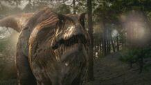 LOG Giganotosaurus