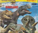 Walking With Dinosaurs: The Official Sticker Album