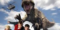 Giganotosaurus (Primeval)