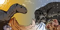 Scar (Edmontosaurus)/Gallery