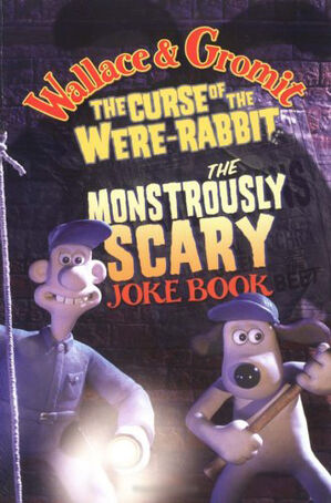 Monstrously Scary Joke Book