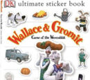 Curse of the Were-Rabbit: Ultimate Sticker Book
